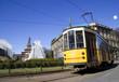 Tram nel centro di Milano - 79386436