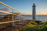 Le phare de Vieux Fort