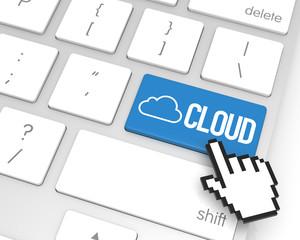 Cloud Enter Key