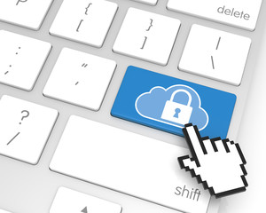 Cloud Computing Security Enter Key