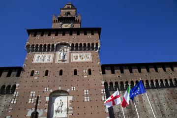 Milano, Castello Sforzesco