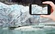 photo of briksdal glacier in Norway - 79395610