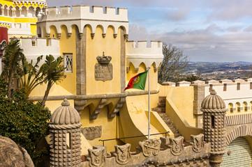 Pena-Palast in Sintra