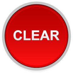 Red clear button