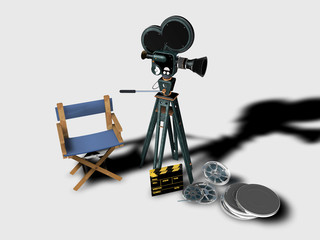 Set cinematografico