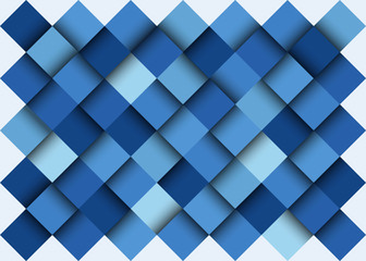 Abstact blue background