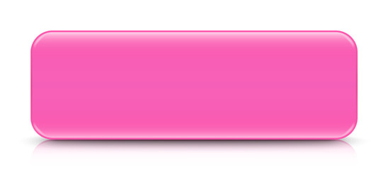 long light pink button template with reflection