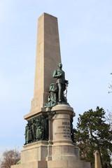 Wiesbaden, Landesdenkmal (März 2015)