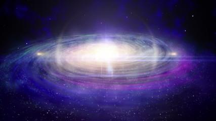 Galaxy loop