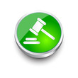 Hammer judge icon. gavel law legal hammer. for website or app - 79404840