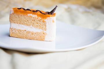 Milk Tea Cake