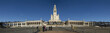 View of the famous holy plaza of Fatima, Portugal. - 79405695