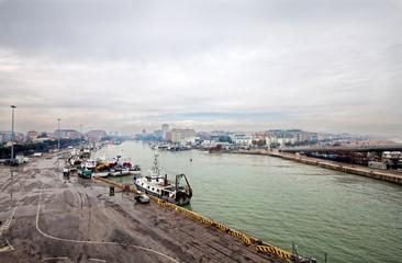 porto-canale di pescara