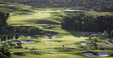 """Постер, картина, фотообои """"Golf Course"""""""