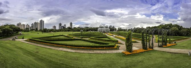 Curitiba Botanic Garden in Parana, Brazil