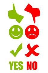 Good bad symbols