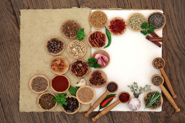 Herb and Spice Assortment