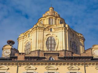 San Lorenzo church Turin