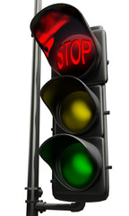 Semaforo stop