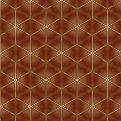 Various wooden tile flooring mosaic background