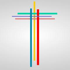Kreuz Cross Kirche  #150307-08