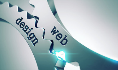 Web Design on the Cogwheels.