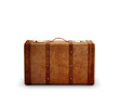 browh leather suitcase - 79416629