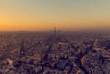 Sunset over Paris - 79419674
