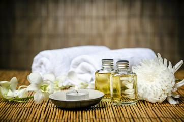 Aromatherapy oil for spa treatment