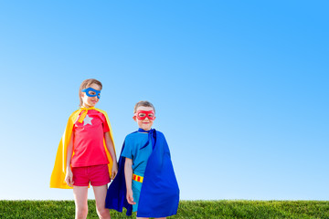 kids superheros