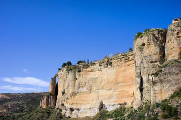 Ronda Rock in Spain