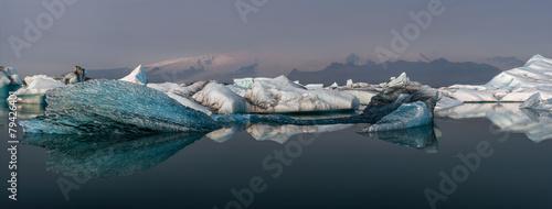 Jökulsárlón glacier lagoon, Iceland - 79426401