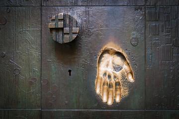Saint Georges Door