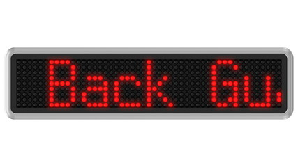 4K - Led dot display with 30-Day Money Back Guarantee