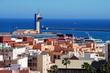 Almeria port and rooftops © Arena Photo UK