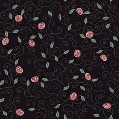 Flowers Pattern.
