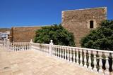San Adres Castle, Carboneras © Arena Photo UK poster