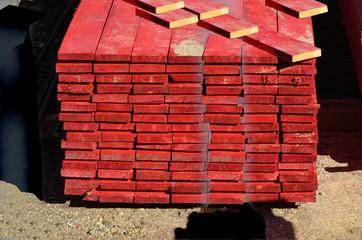 Baustelle Holz