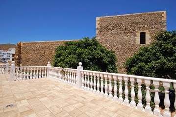 San Adres Castle, Carboneras © Arena Photo UK
