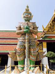 Temple Statue Single