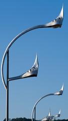 Lamp on Kata Beach