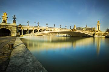 Pont Alexandre-III PARIS
