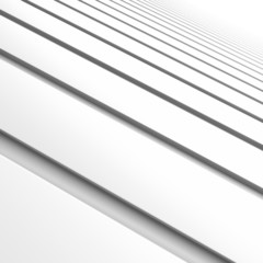 white stripes abstract background
