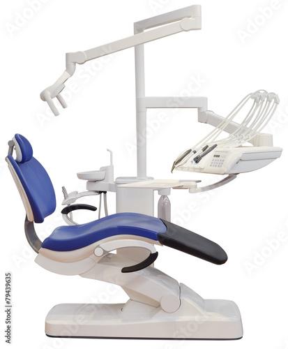Dental Chair Cutout - 79439635