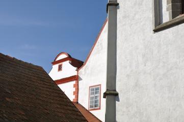 Kirche Barock Borovany Böhmen Tschechien
