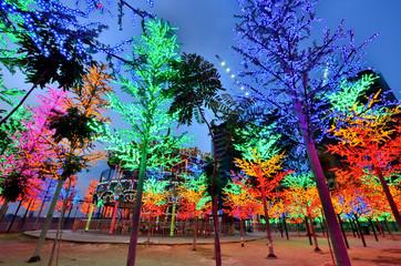 I-City theme park,Shah Alam Malaysia