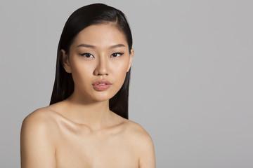 Asian Vietnamese Girl Portrait