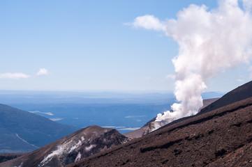 fumarole active volcano