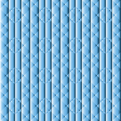 Vector background of blue  polygons. Pattern of geometric shapes