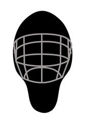 Goaltender mask
